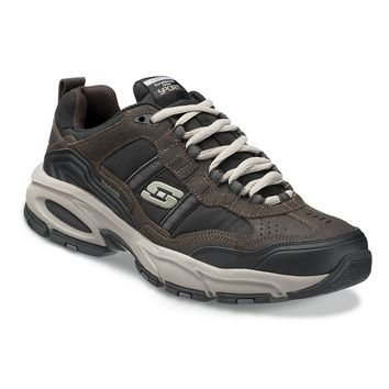 Skechers Advantage Wide Athletic Shoes - Men