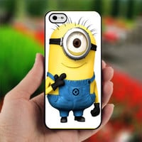 DESPICABLE ME Minion Character - Photo on Hard Cover For iPhone 4/4S