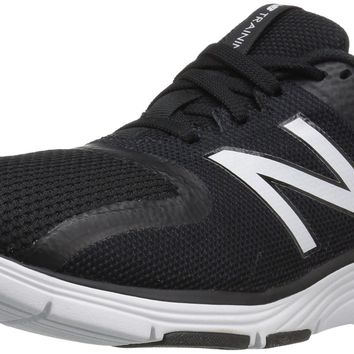 new balance men s mx818v2 cross trainer black white outer space 9 d m us