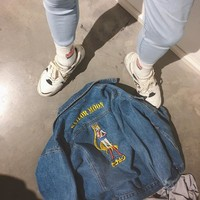 SAILOR MOON DENIM JACKET
