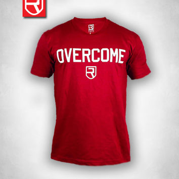 Overcome Shirt - Rise Gym Gear