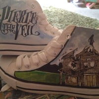 Pierce The Veil Hand Painted High Tops
