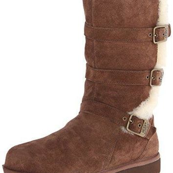 UGG Baby Girl's Maddi (Toddler/Little Kid/Big Kid) Boots