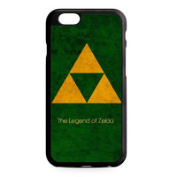 Link Geometry (The Legend of Zelda) iPhone 6 Case