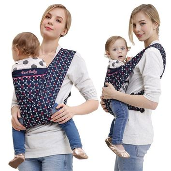New Baby carriers Toddler sling Infant ergonomic Backpack suspenders Kangaroo Pouch Wrap Front carrier Simple width Strap sling