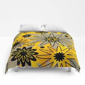 Sunny Burst Comforters by UMe Images