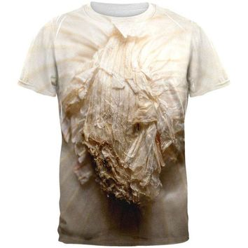 DCCKU3R Halloween White Onion Costume All Over Mens T Shirt