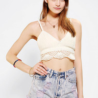 Urban Outfitters - Staring At Stars Crochet Bra Top
