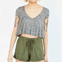 BB Dakota Mcgee Drawstring Utility Short