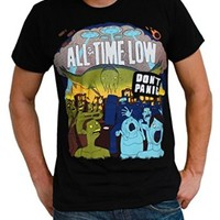 Don't Panic - All Time Low T-Shirt