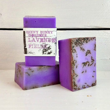 Lavender Fields Soap Bar *Vegan*