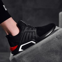 Male New Running Shoes Men Sneakers Comfortable Walking Shoes Outdoor  Sports Shoes Men Breathable Athletic Shoes Men 2018New