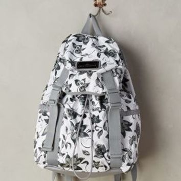 Adidas by Stella McCartney Floral Backpack Black Motif One Size Sneakers