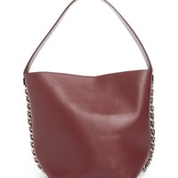 Givenchy Infinity Calfskin Leather Bucket Bag | Nordstrom