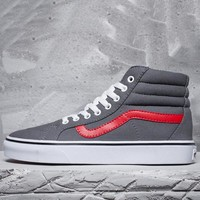 Trendsetter Vans SK8-Hi Classic High-Top Canvas Flats Sneakers Sport Shoes