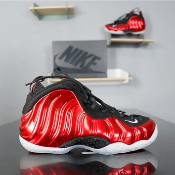 "Air Foamposite One ""Metallic Red"""