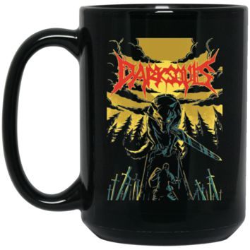 Dark Aword of Souls - Artorias - Sif-01 BM15OZ 15 oz. Black Mug