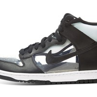 NIKE SB DUNK HIGH COMME DES GARCONS CLEAR