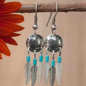 Indie Dream Catcher Earrings