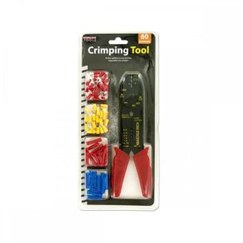 Crimping Tool And Terminals Set OL552