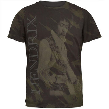 Jimi Hendrix - Earth and Space Tie Dye Youth T-Shirt