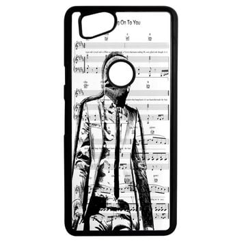 Twenty One Pilots Fan Art Tyler Joseph Google Pixel 2 Case