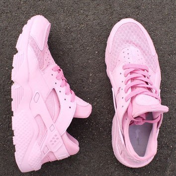 new product 56fa8 eb525 Customised Nike Air Huarache womens custom.