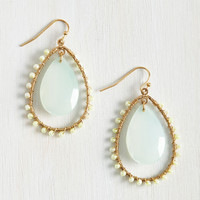 On Drop of the World Earrings | Mod Retro Vintage Earrings | ModCloth.com