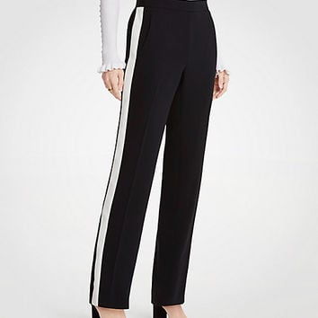 Side Stripe Track Pants | Ann Taylor