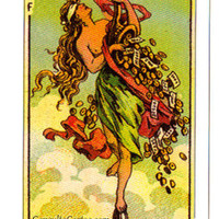 Gypsy Tarot reading , complete reading ,general topics by  pdf file  and stone by mail