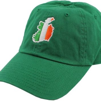 Ireland Traditional Hat in Green by State Traditions