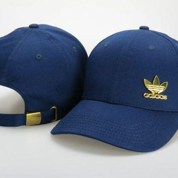 PEAPDQ7 Retro Cool Adidas Logo Embroidered Outdoor Baseball Cap