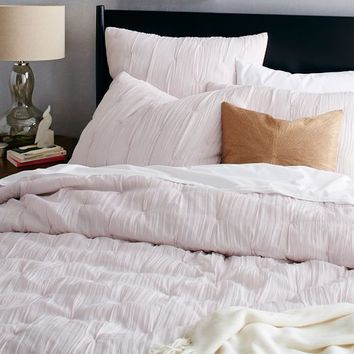 Stella Quilt + Shams - Blush
