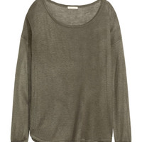 H&M Fine-knit Sweater $19.99