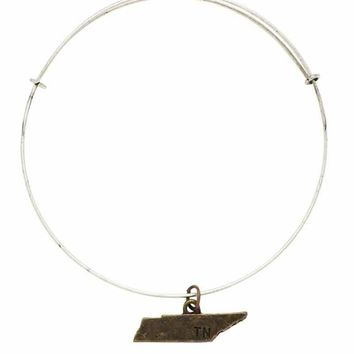 Tennessee Wire Bangle