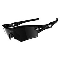 Oakley Polarized Radar Path Sunglasses - Black