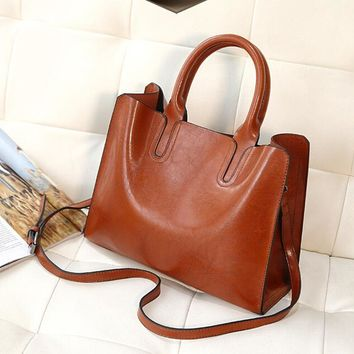 Woman Handbags Leather