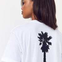 Halsey Palm Fire Tee | Urban Outfitters