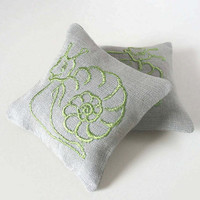 Organic Lavender Sachets LITTLE SNAIL Set of by BelleCoccinelle