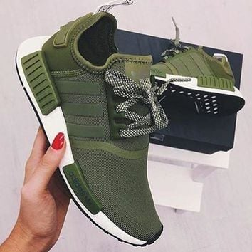 Adidas NMD Women Fashion Trending Running Sports Shoes Sneakers-1
