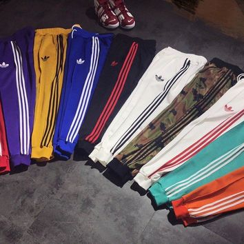 Adidas Fashion Women Men Casual Sport Pants Sweatpants
