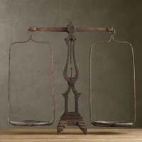 Scales of Justice | Objêts D'Art | Restoration Hardware