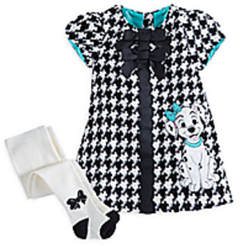 101 Dalmatians Deluxe Woven Dress for Baby