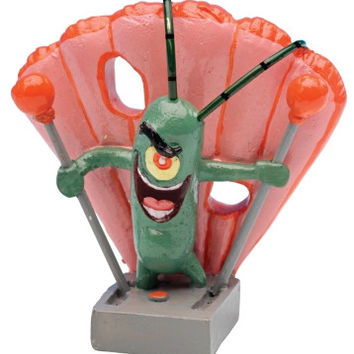 Plankton Mini Resin Aquarium Ornament Spongebob