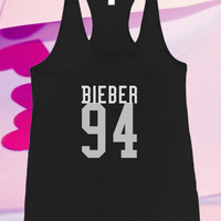 Justin Bieber For Tank top women and men unisex adult