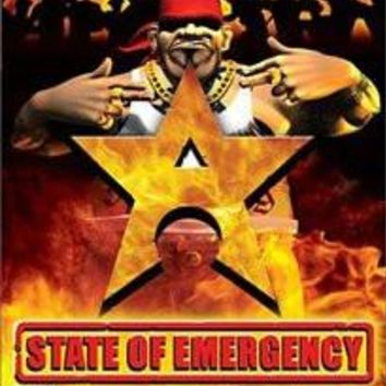 State of Emergency (Sony PlayStation 2, 2002)
