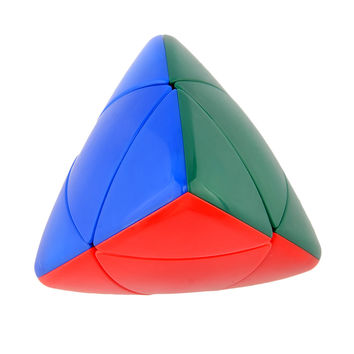 Rounded Tetrahedron Puzzle