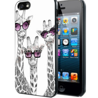 The giraffe D Samsung Galaxy S3 S4 S5 Note 3 , iPhone 4 5 5c 6 Plus , iPod 4 5 case