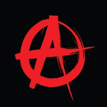 Anarchy Cloth Patch - Symbol