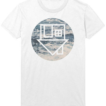 The Neighbourhood NBHD Ocean Logo T-Shirt - Waves Sea Indie Rock Music Shirt / Tank Top / Vest / Sweatshirt - Mens / Womens